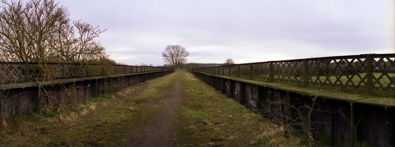 Great Northern Railway Fens Loop bridge