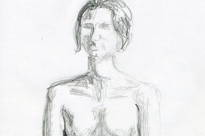 Life Drawing 2011 - Artist's Studio