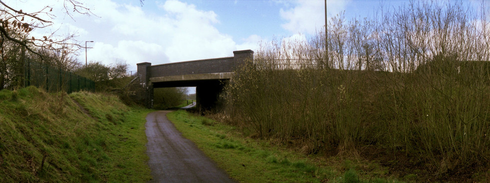 Lancashire, Derbyshire and East Coast Railway bridge 3