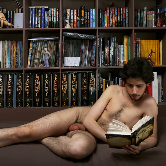 Naked Reading 2012