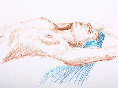 More Life Drawing