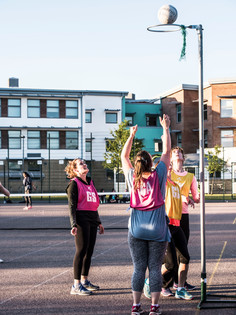 Action Netball   Netball in West London