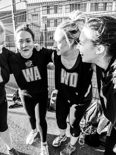 Action Netball | Netball in West London