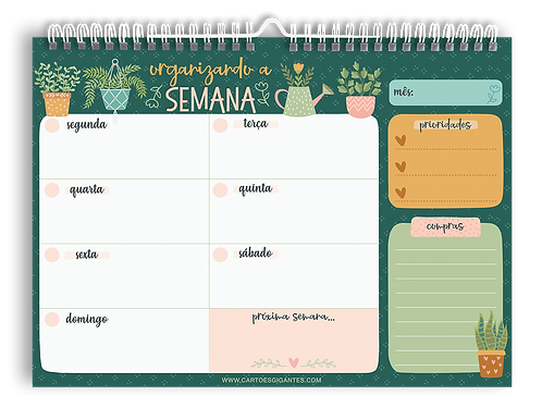 Wall Planner | WP 05