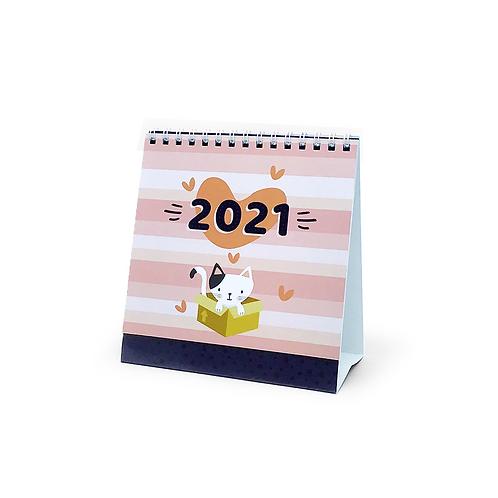 Calendário 2021 | XP 06