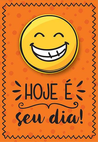 Emoticon | BU 01 - Pacote 5un.