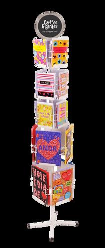 Expositor Cartões Médios e Gigantes | EX 05