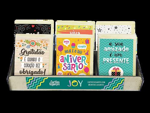 Combo Cartão Joy - 30 unid | CB JY30