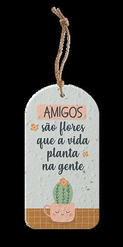 TG 10 | Tag Plante o Bem | Pacote 5un