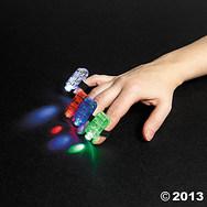 Finger Lights - 20 cents ea.