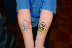 Airbrush Tattoos Long Island