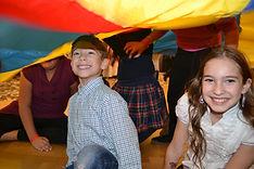 dance party parachute