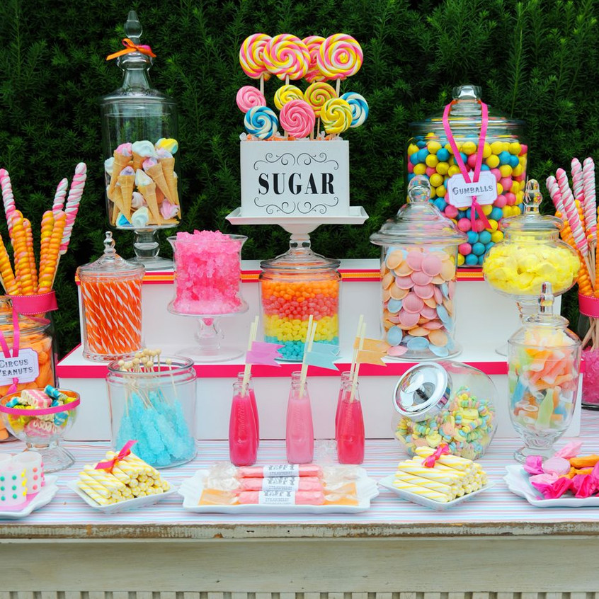 candy table 1
