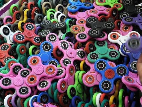 Fidget Spinners - $1 ea.