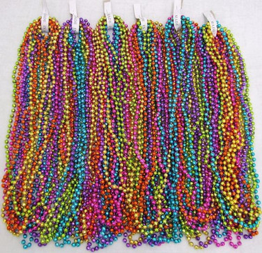Necklace Beads - 20 cents ea