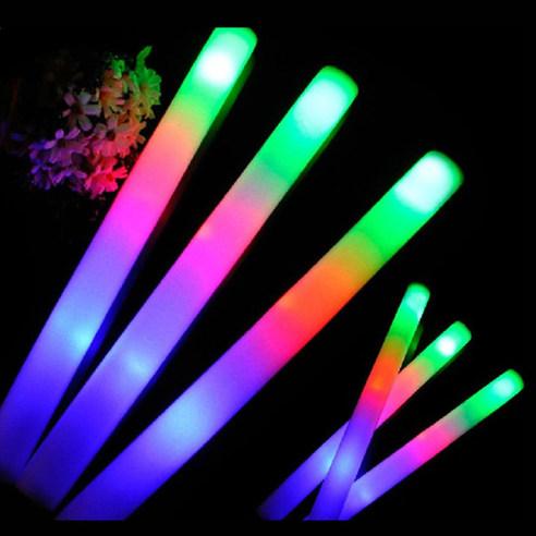 LED Foam Wands - $1 each