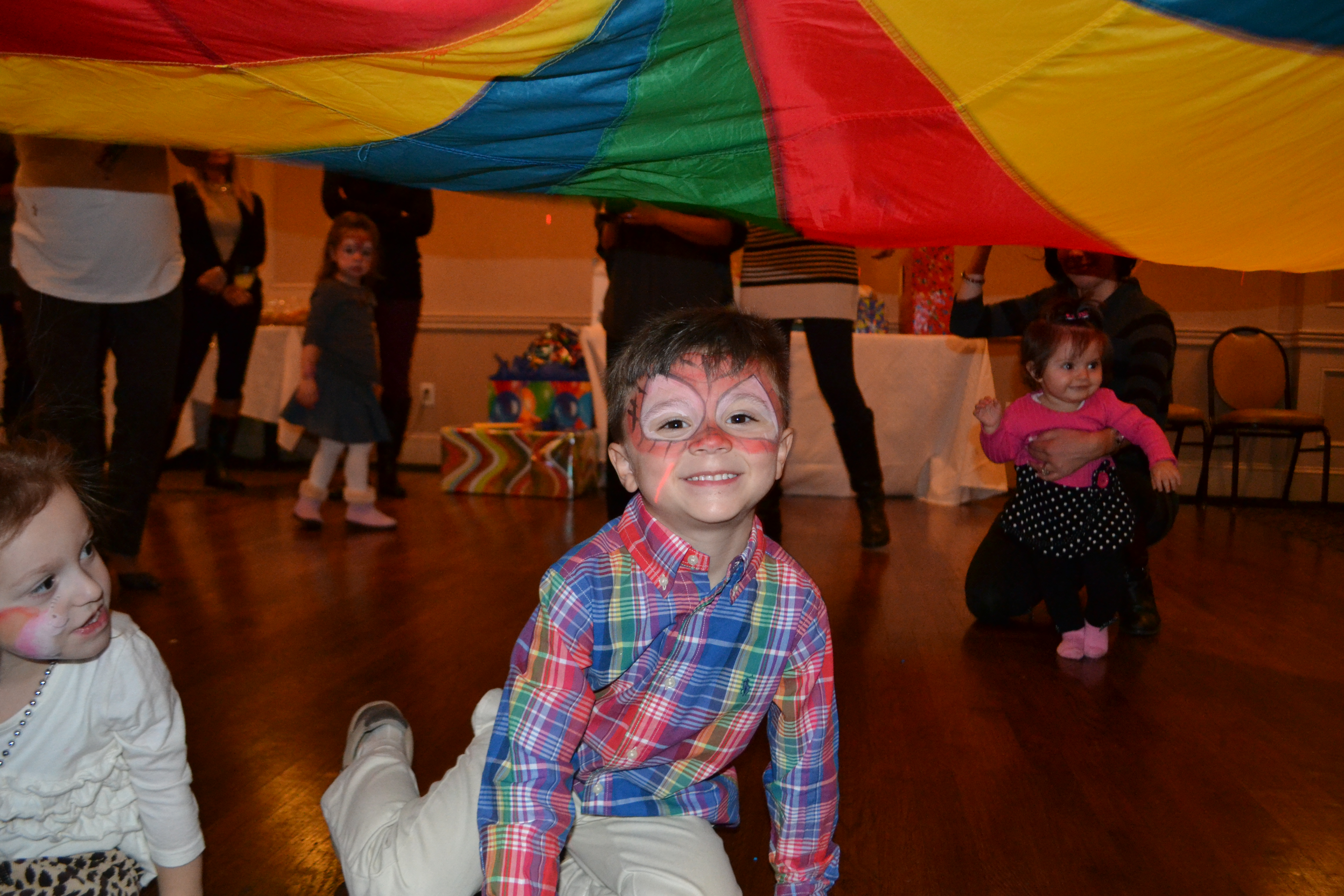 Kids Party Entertainment Suffolk