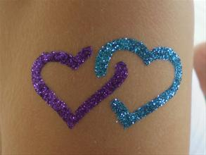 Glitter Tattoo DJ Long Island