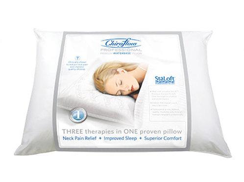 Chiroflow water pillow