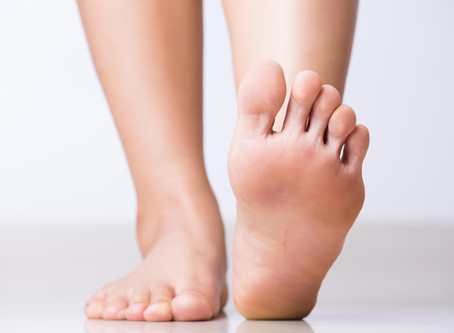 Does summer have your feet sore?