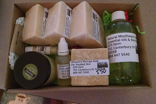 Shipping Packages for all your Health needs