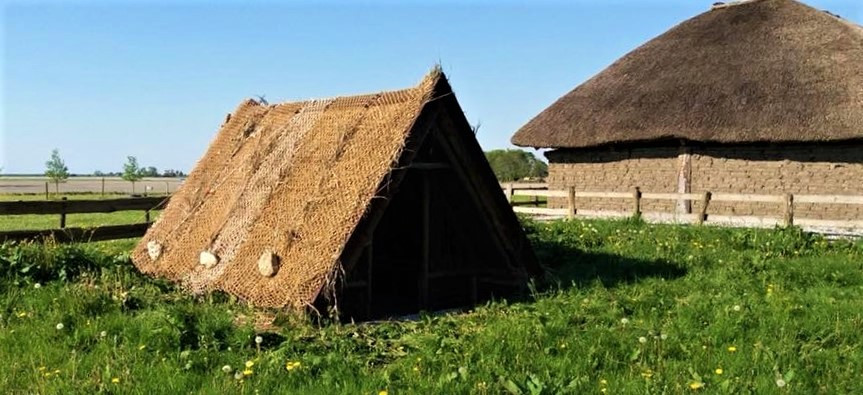 Grubenhaus or pit house