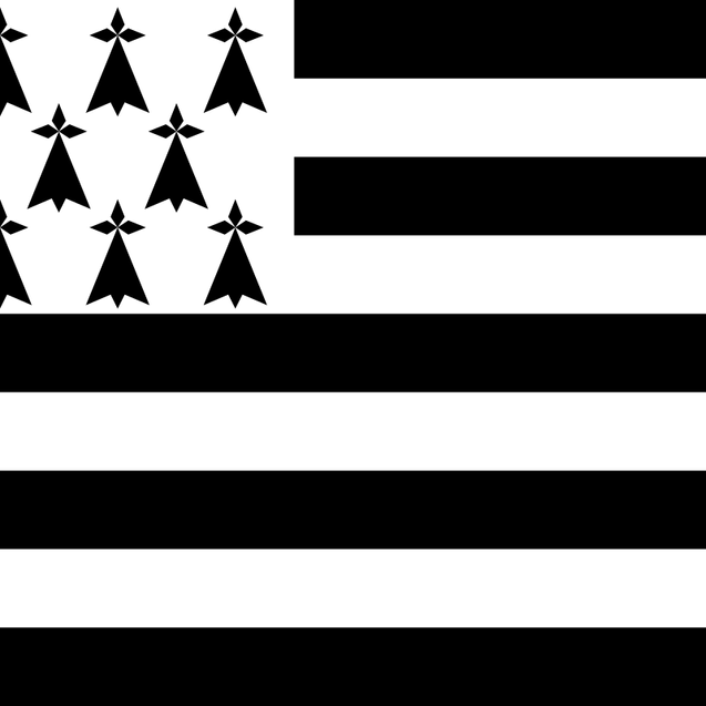 flag brittany