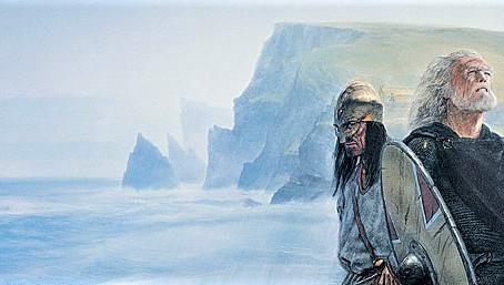 Tolkien pleaded in favor of King Finn