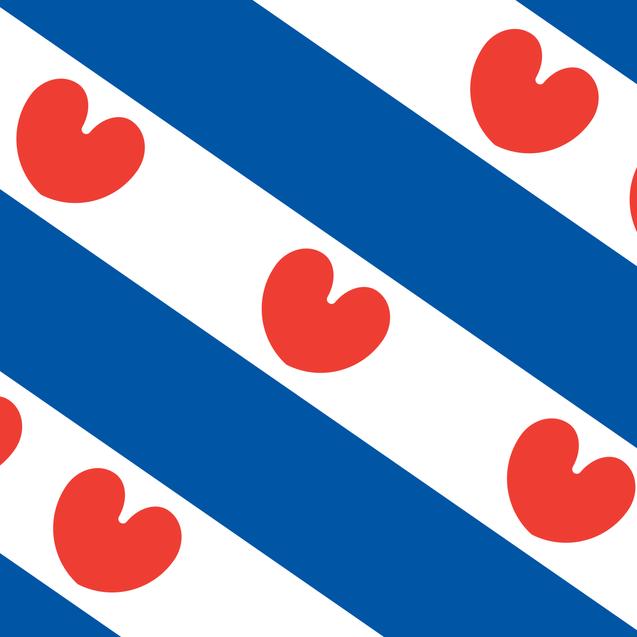 flag friesland