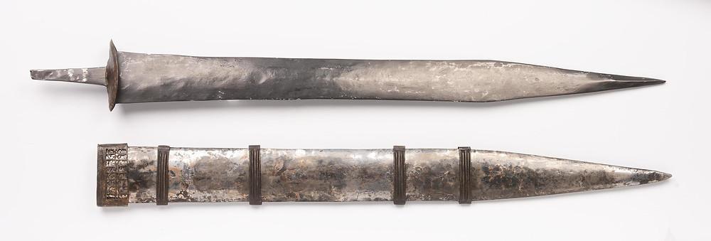 Millingen sword, first century
