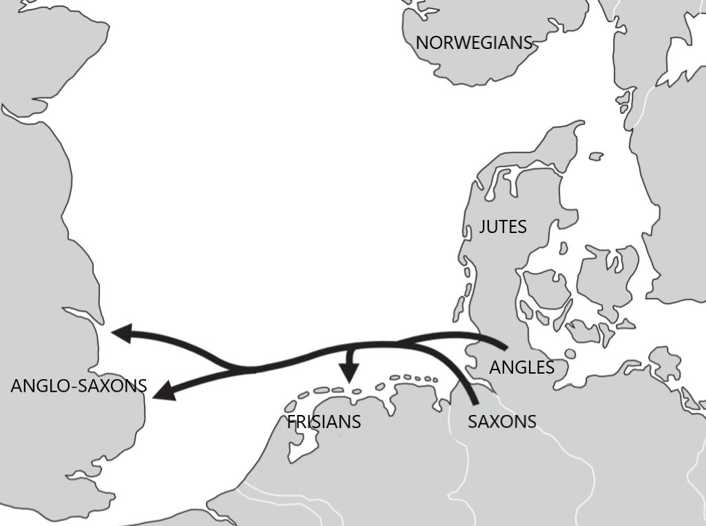 Migration Waves Frisia