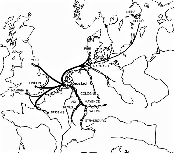 Frisian trade Early Middle Ages