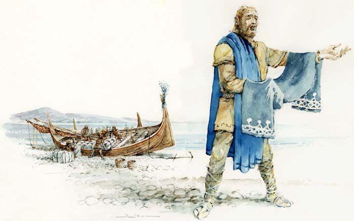 Frisian merchant, Frisia