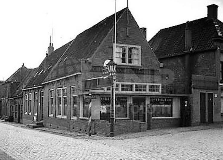 cafe Bambach, Zuiderhaven, Harlingen