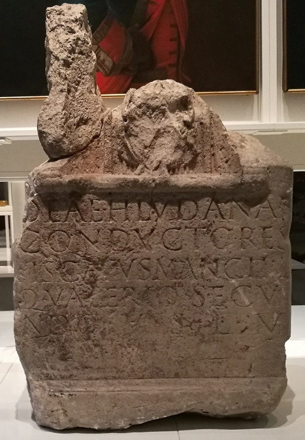 inscription Hludana, Beetgum Frisia