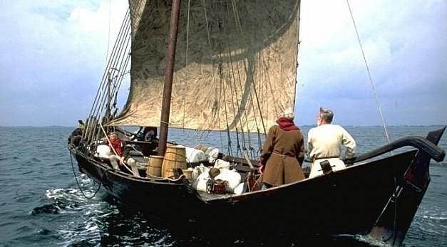 Frisian sea trade - hulk