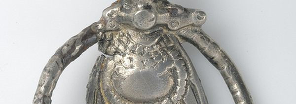 Freyja pendant disc-on-bow fibula