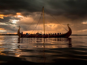 Foreign Fighters returning from Viking war bands
