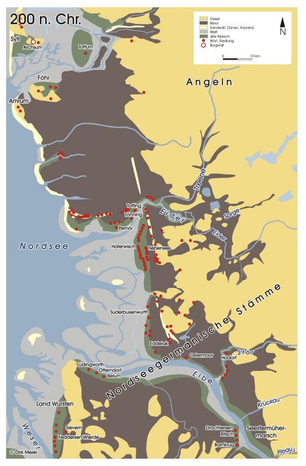 North Frisia