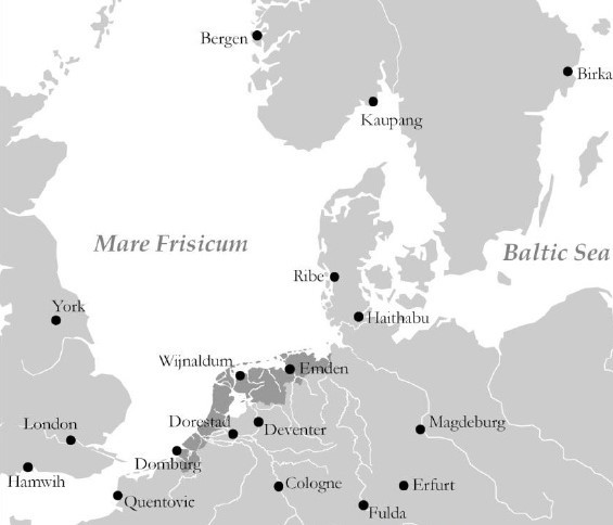 early medieval Frisia