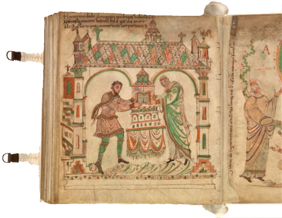 evangeliary of Egmond