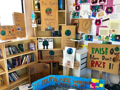 Global Youth Climate Strike in SF