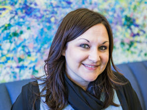 Krissi Lewis, Associate Director of Enrollment and Admissions