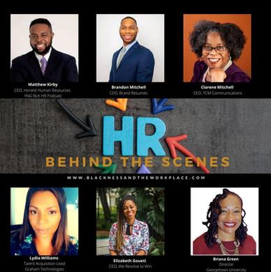 HR Behind the Scenes