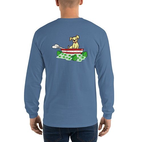 K9Sensus Green Eggs Long Sleeve Shirt