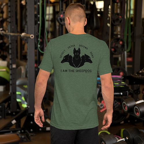 I am the Sheepdog Short-Sleeve T-Shirt