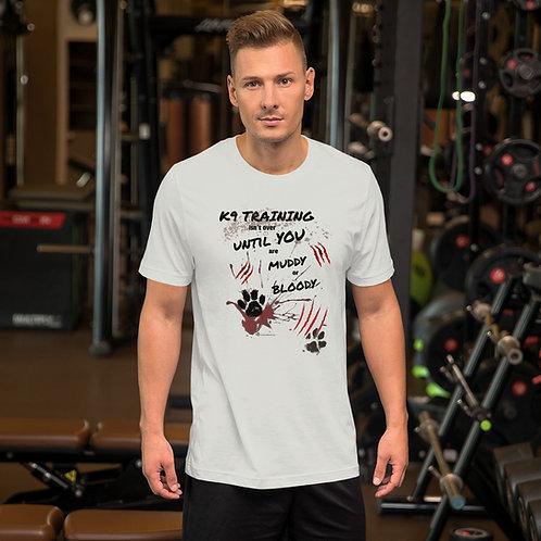 Muddy & Bloody Short-Sleeve T-Shirt