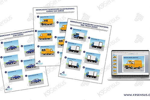 Odor/Scent Dispersals -- Vehicle Series Instructor Pack