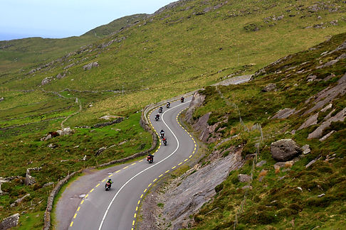 Group of motorcycles in Ireland .jpg