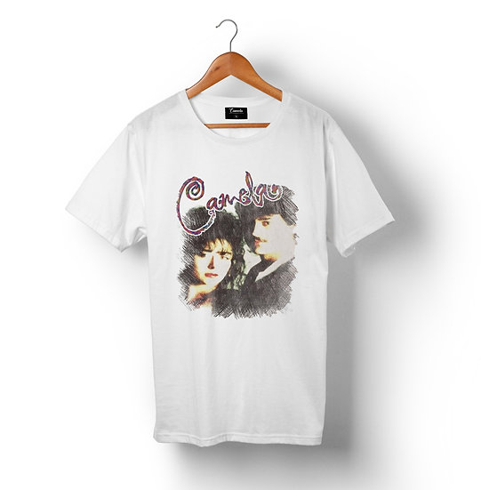 Camiseta Retro Camela